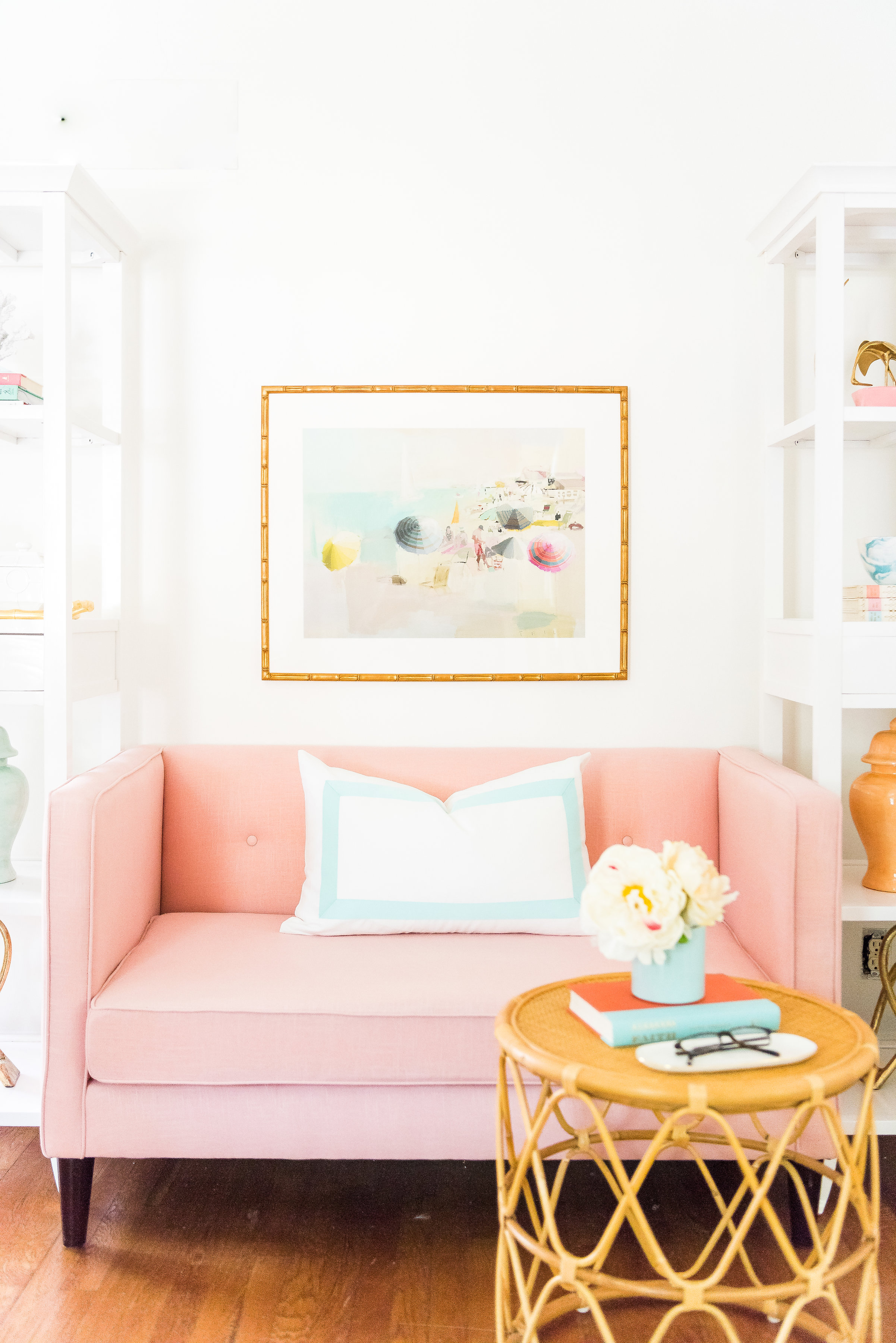 Happy Brights Casual Living Room