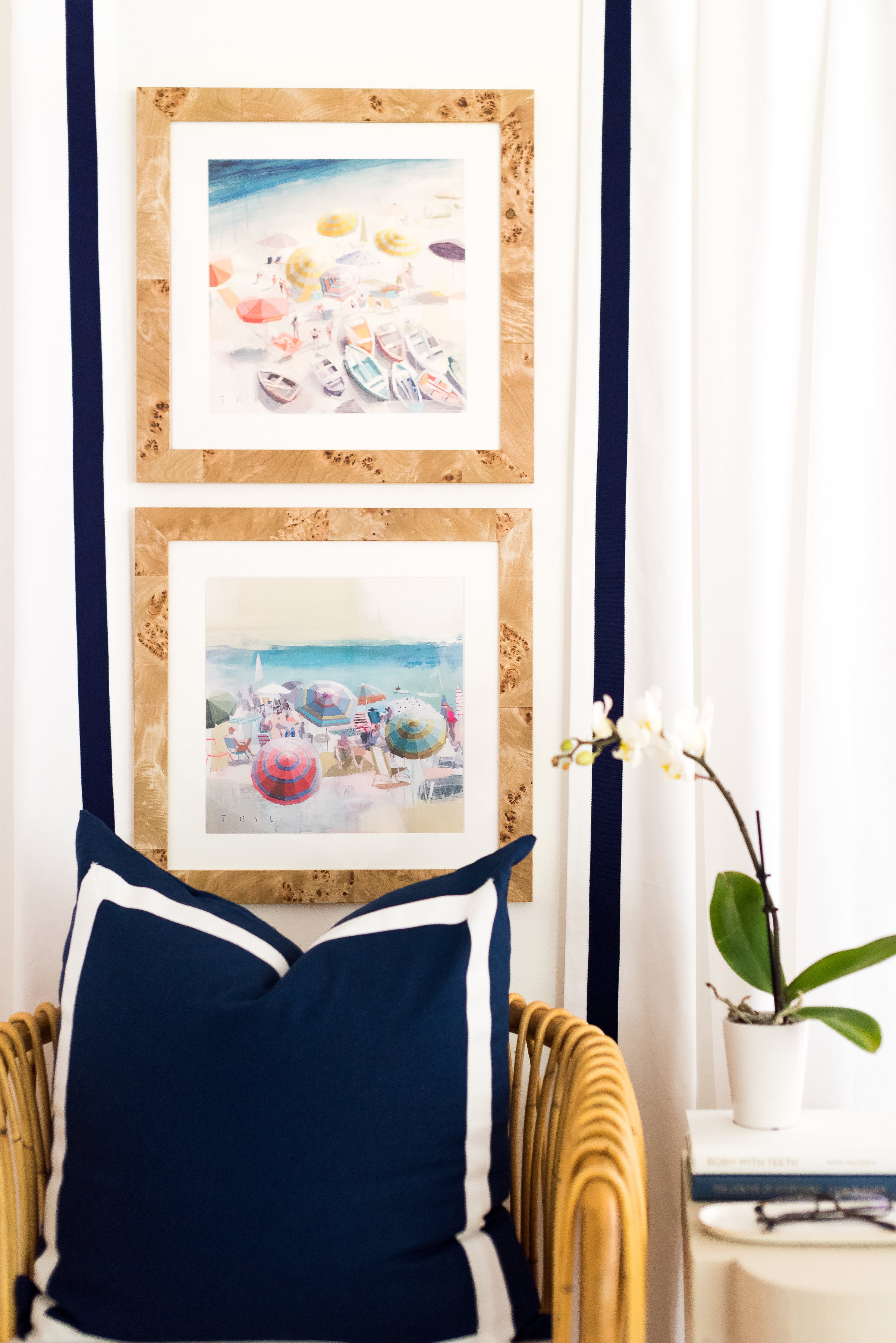Bright and Breezy Sitting Area