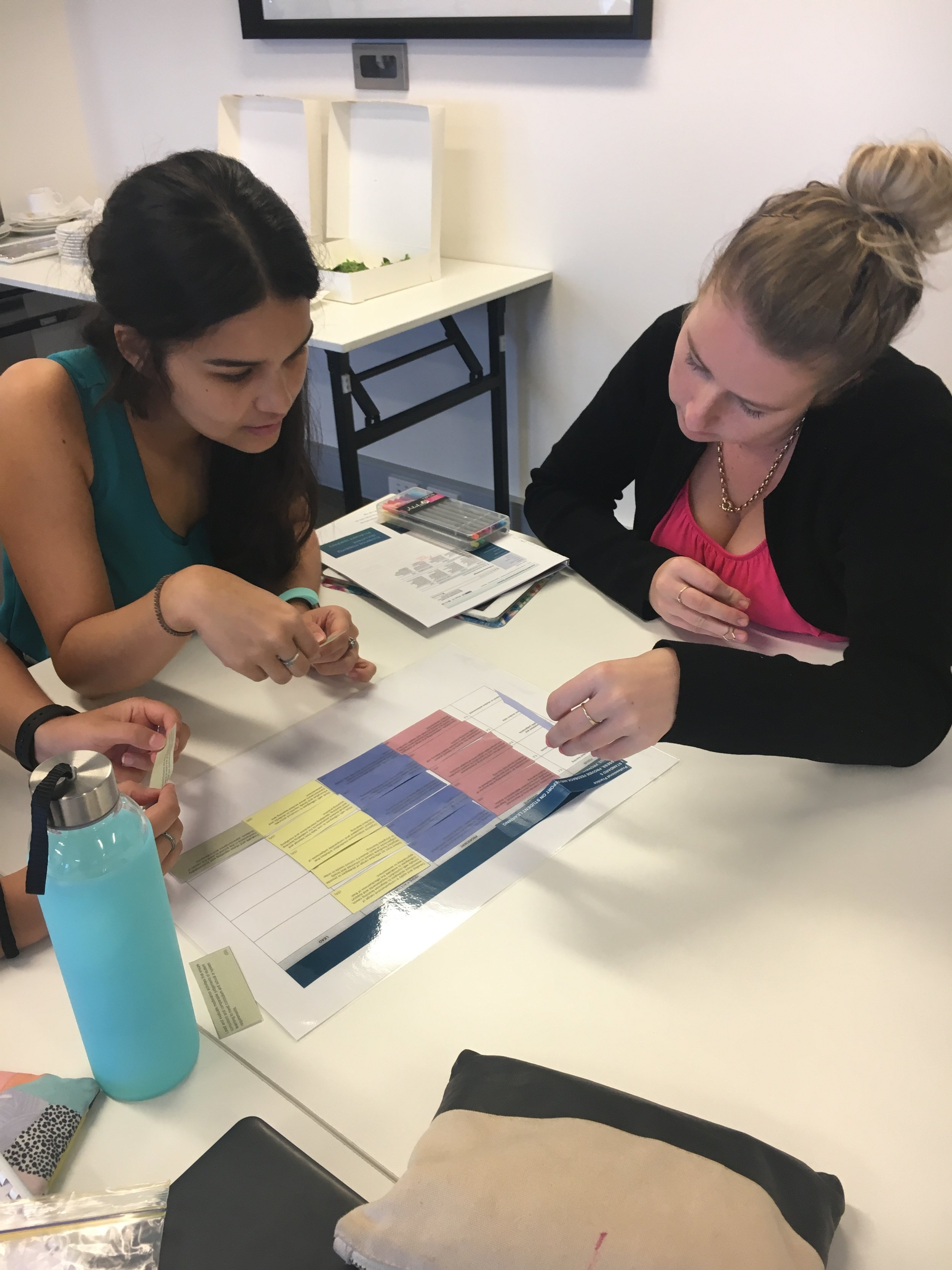 Townsville Early Career Teachers in action.