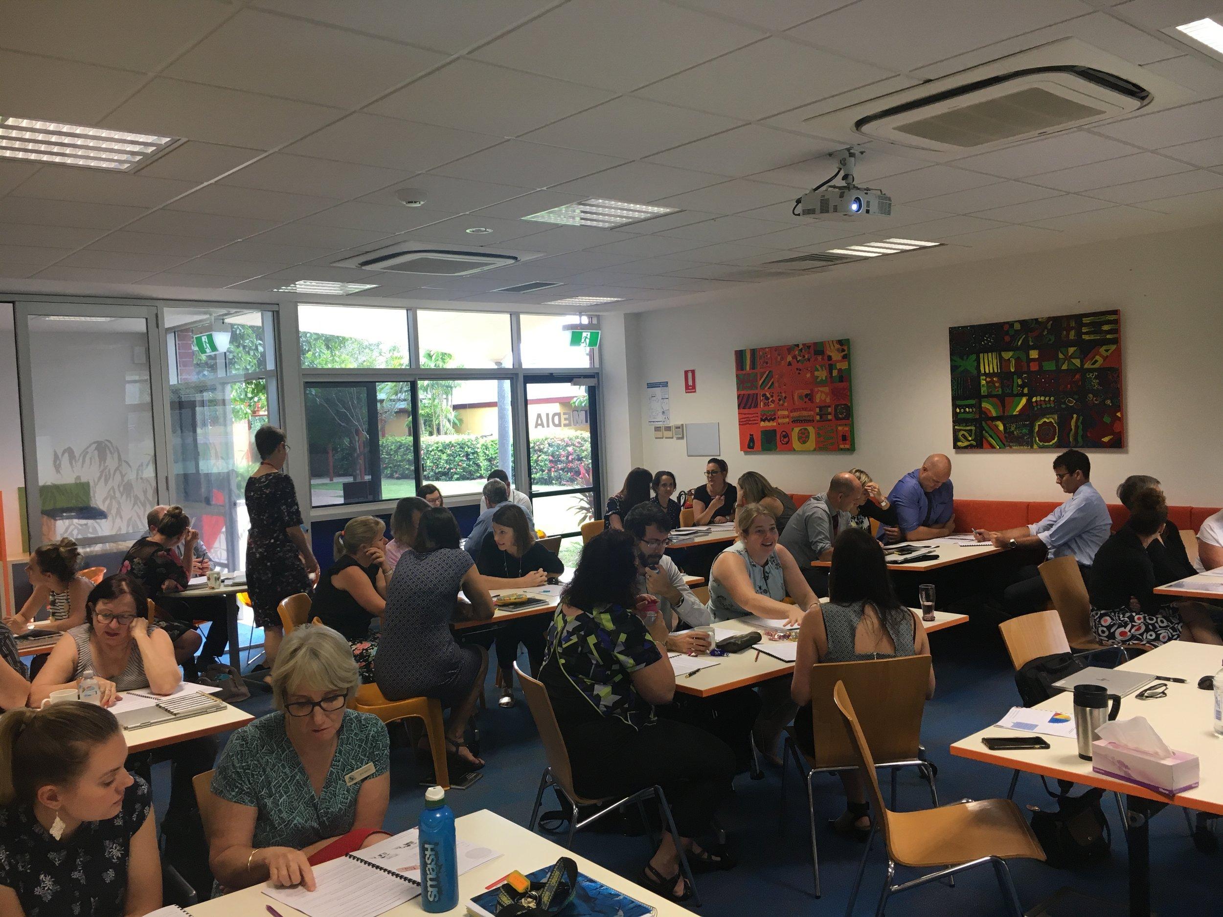 Townsville Grammar School Pupil Free Day - Effective Pedagogy Workshop