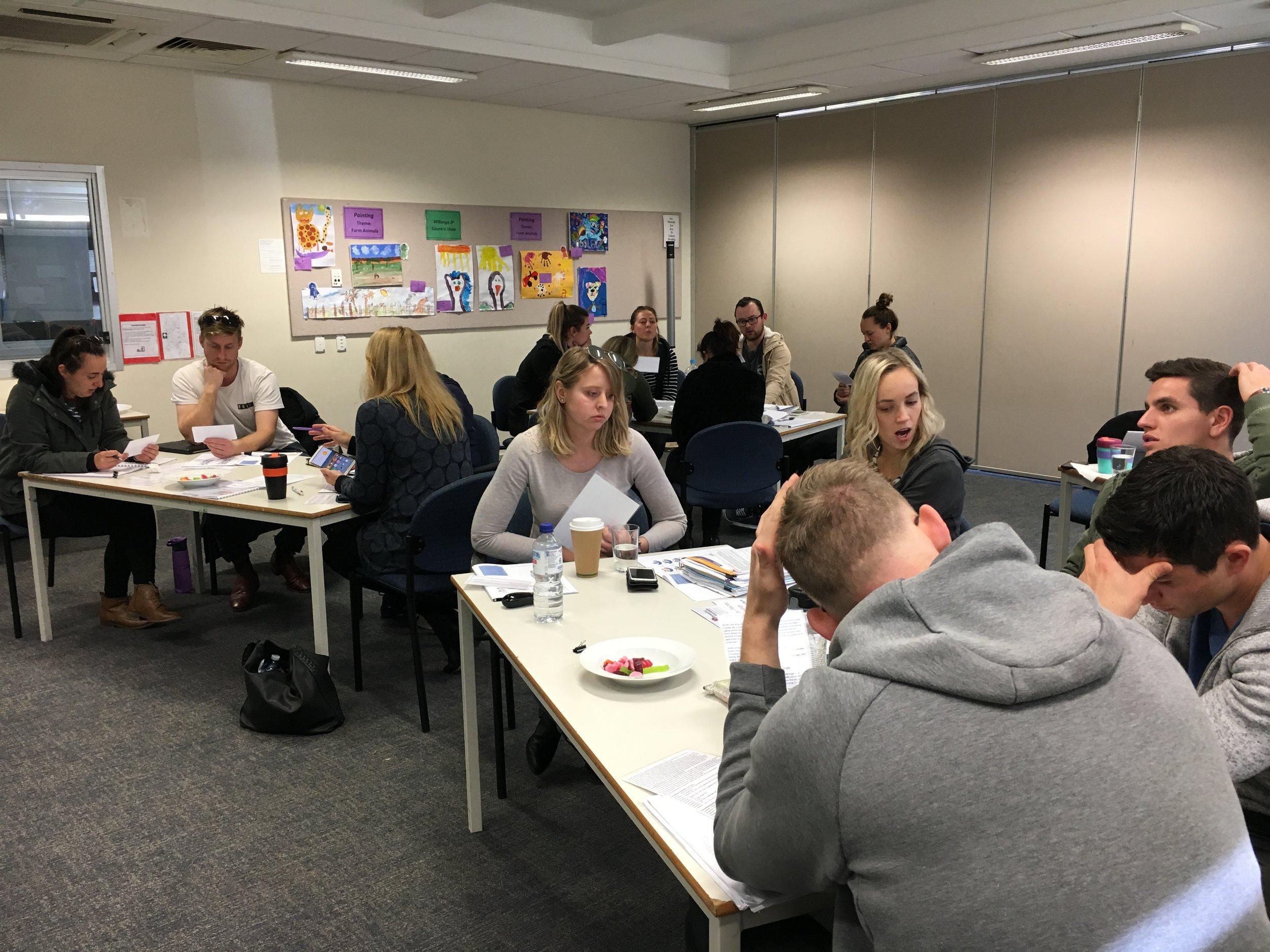 Effective Pedagogy - Early Career Teacher Focus Willunga State School, South Australia