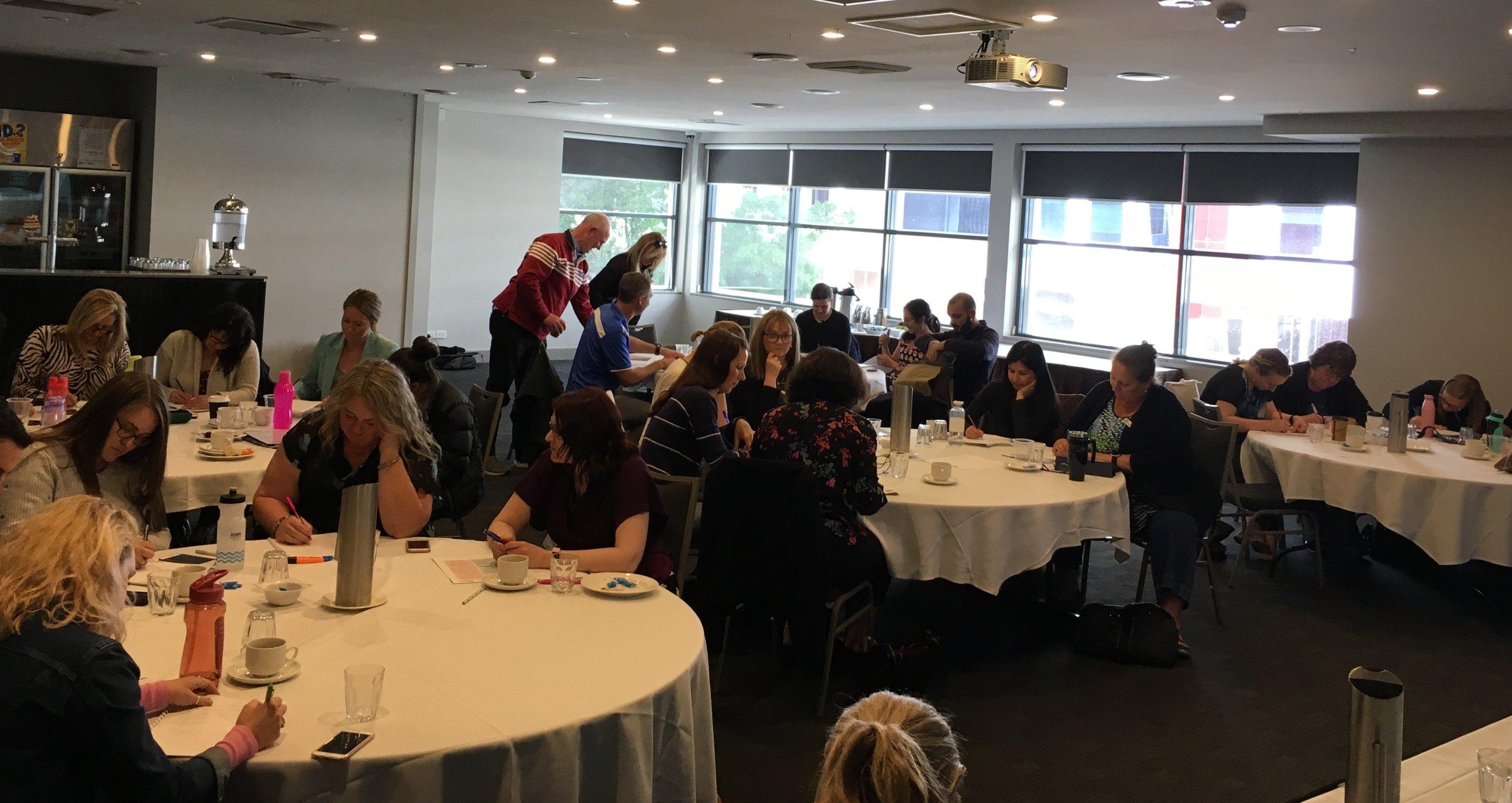 Amazing Canberra educators
