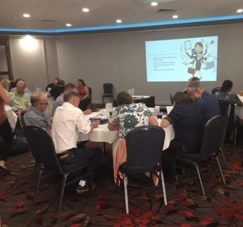 Northern Territory Remote Schools Principal's Conference, 2019