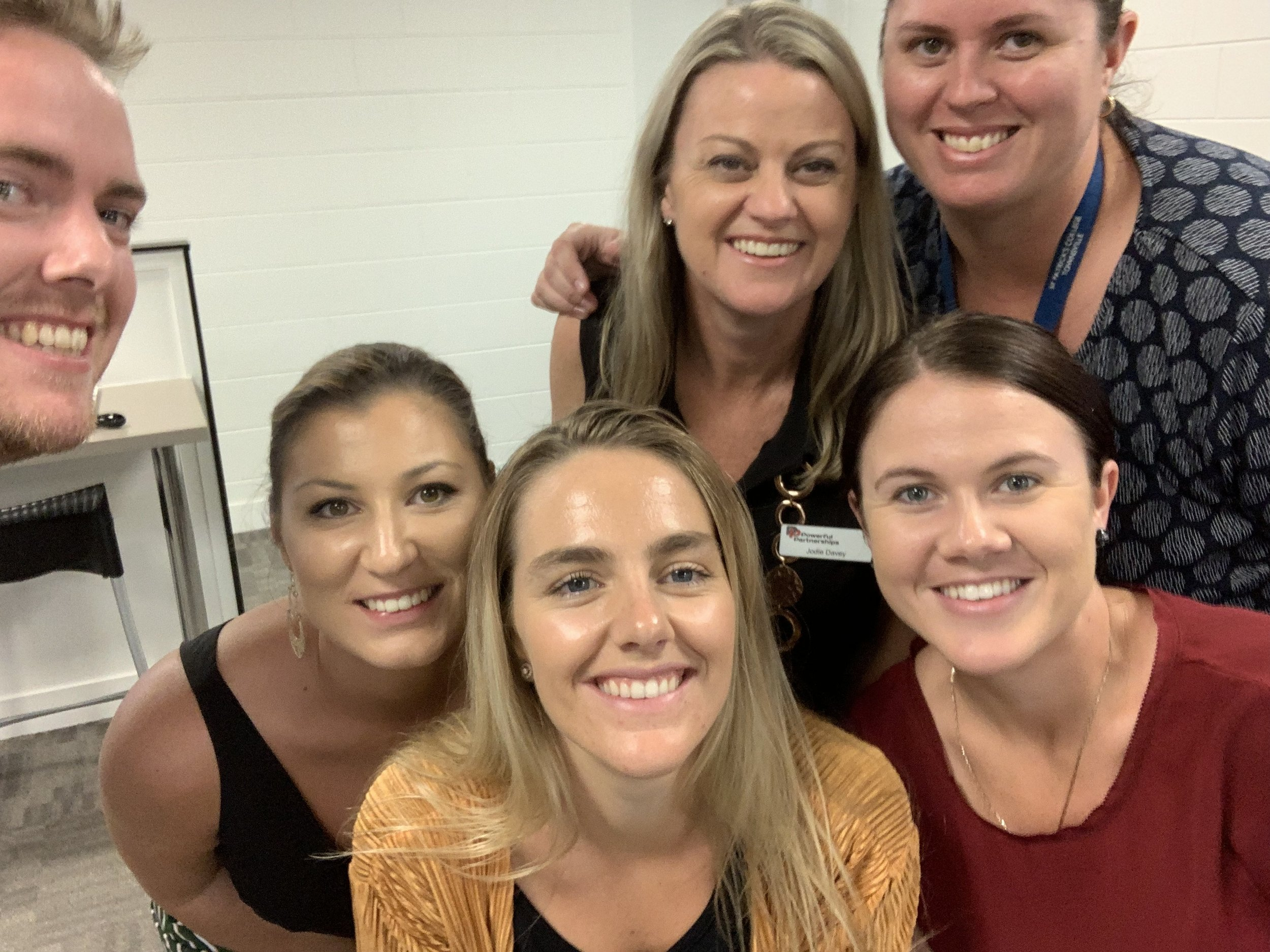 St Pat's Townsville Early Career Teachers