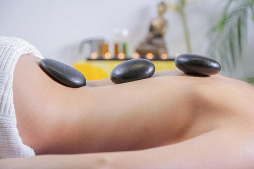 Hot Stones Massage - A luxurious method to help you relax and ease tense muscles.