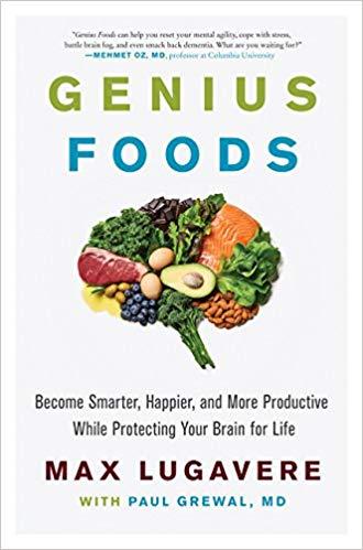 Genius Foods - Max Lugavere