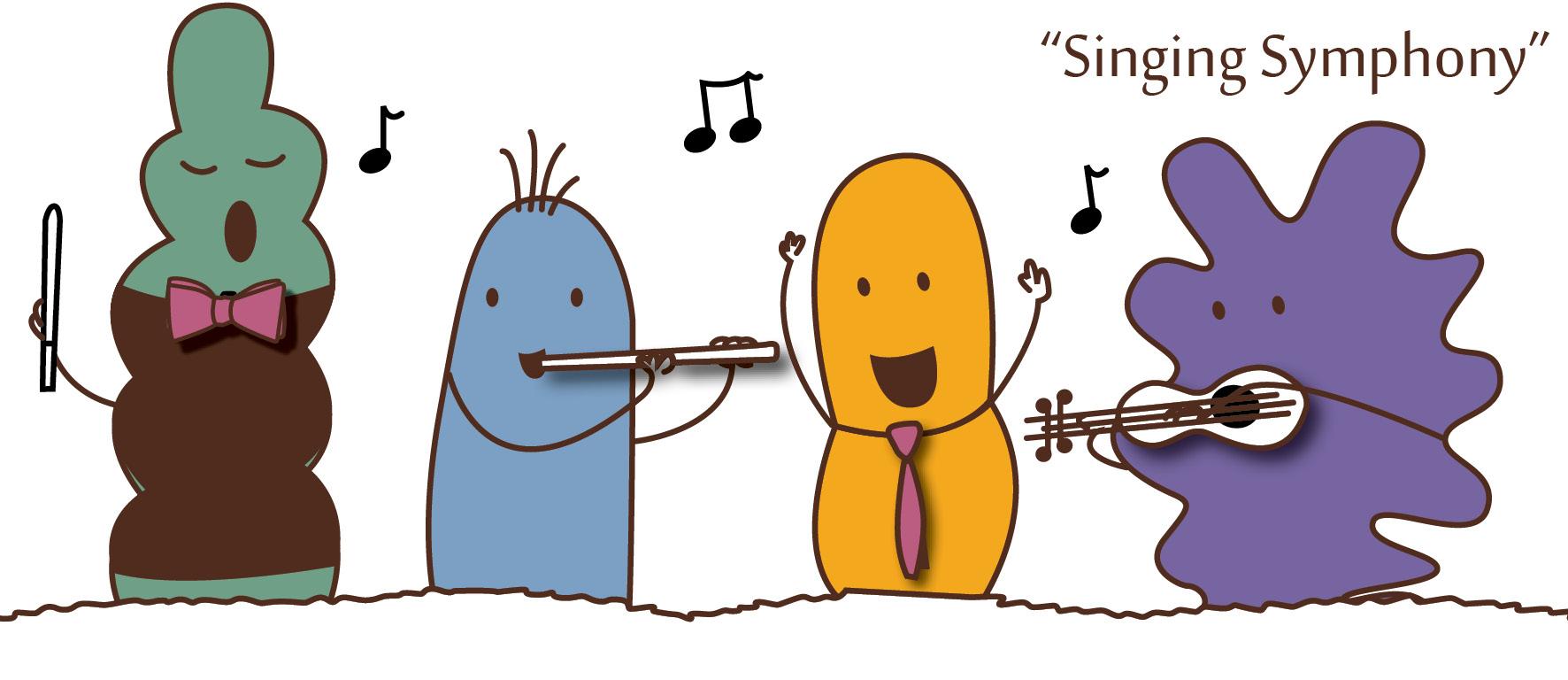 Singing Symphony