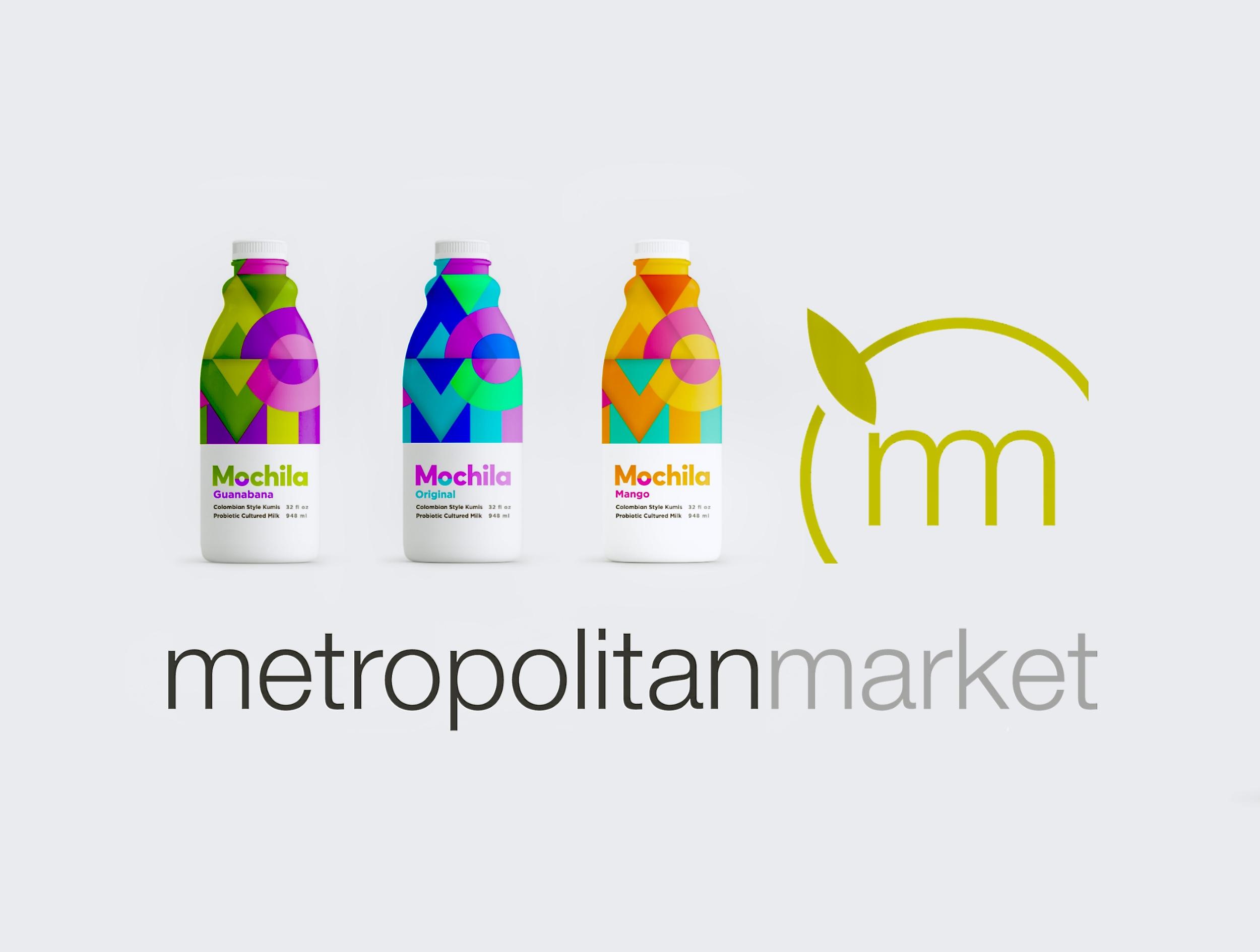 Mochila Metropolitan Market