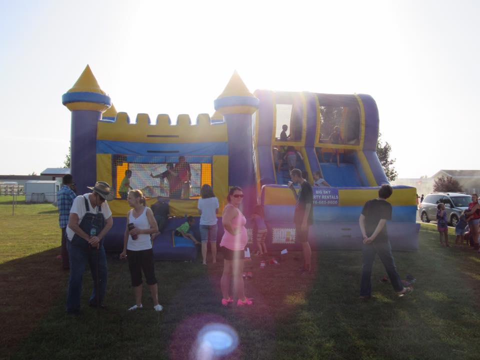 Back to School BBQ, August 2016