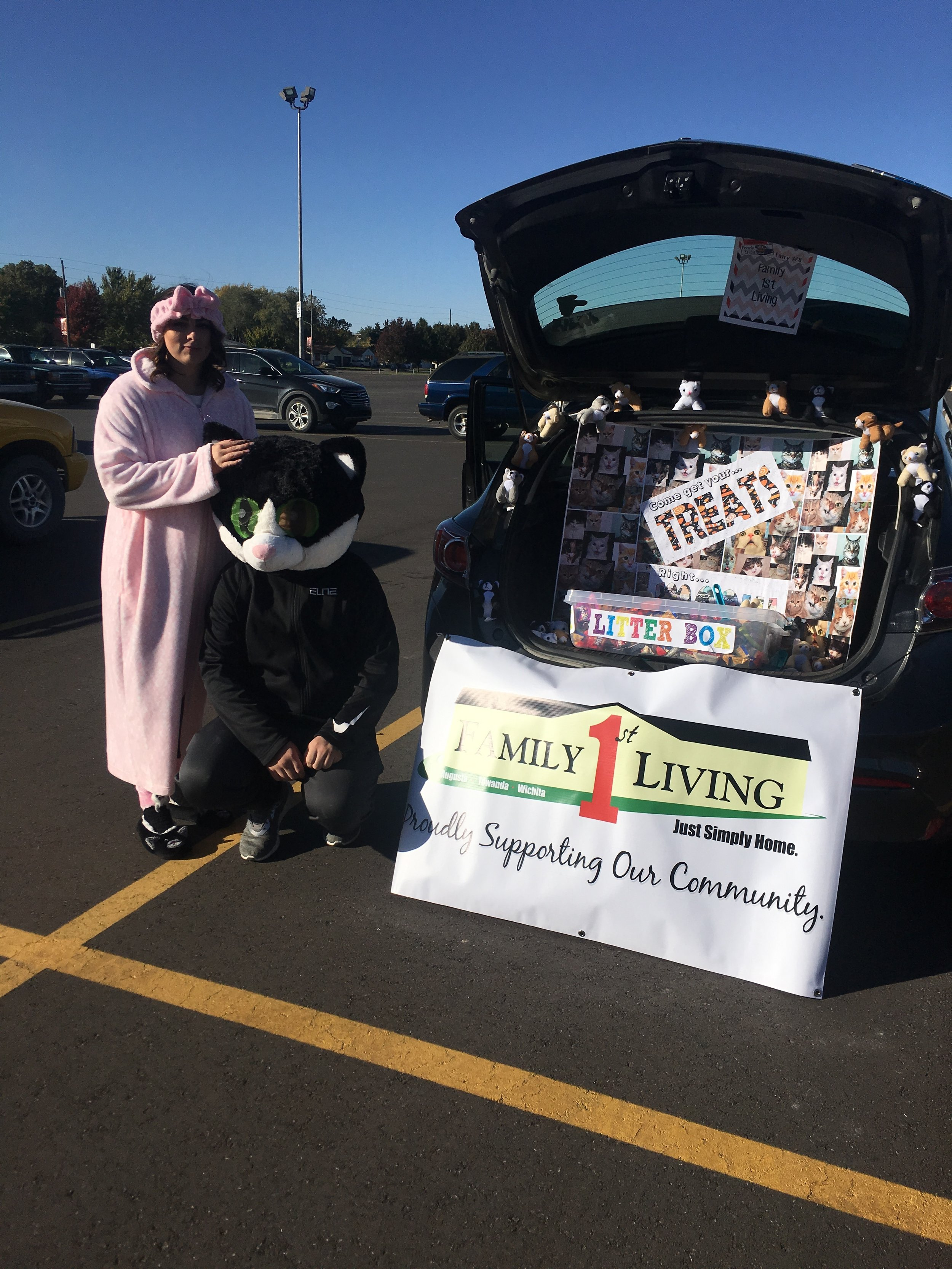 Trunk or Treat, October 2017