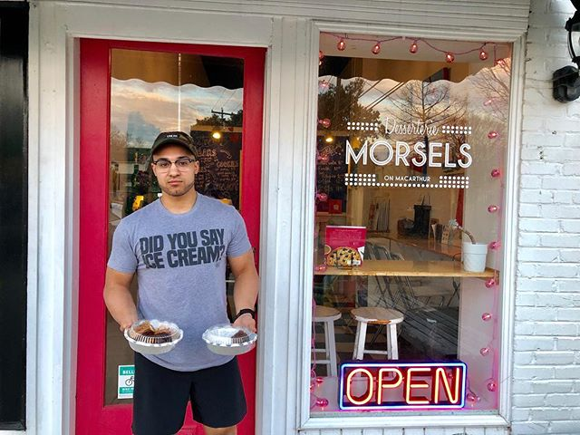 #tbt to our trip to @morselsrva with @kevinjcueto during our Road Trip. We may have eaten a couple thousand calories... 🤷🏻‍♂️ • • • #food #photography #happy #delicious #dessert #cookies #brownies #calories #sweets #yummy #yolo