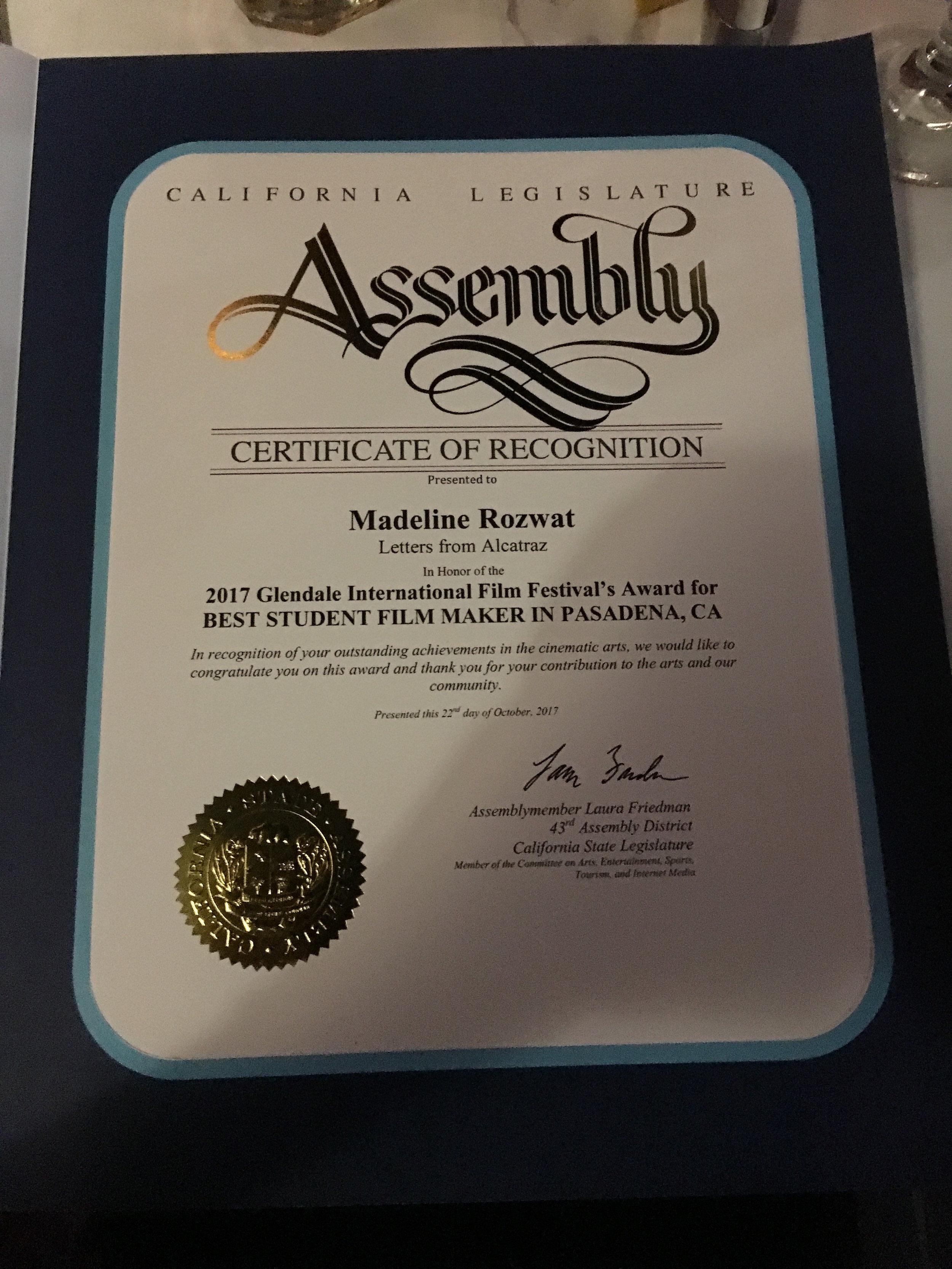 Glendale California assembly 2.jpg