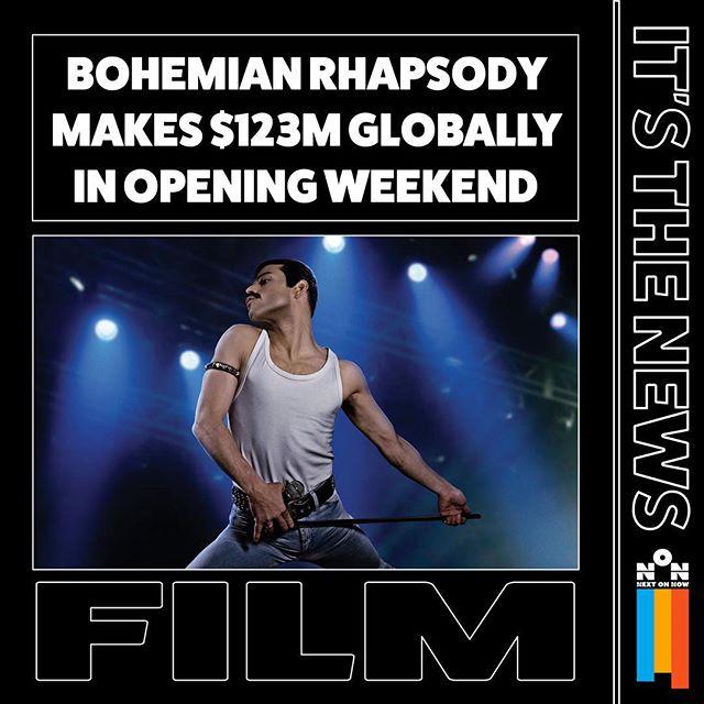 #bohemianrhapsody #ramimalek #movies #music #freddiemercury #money