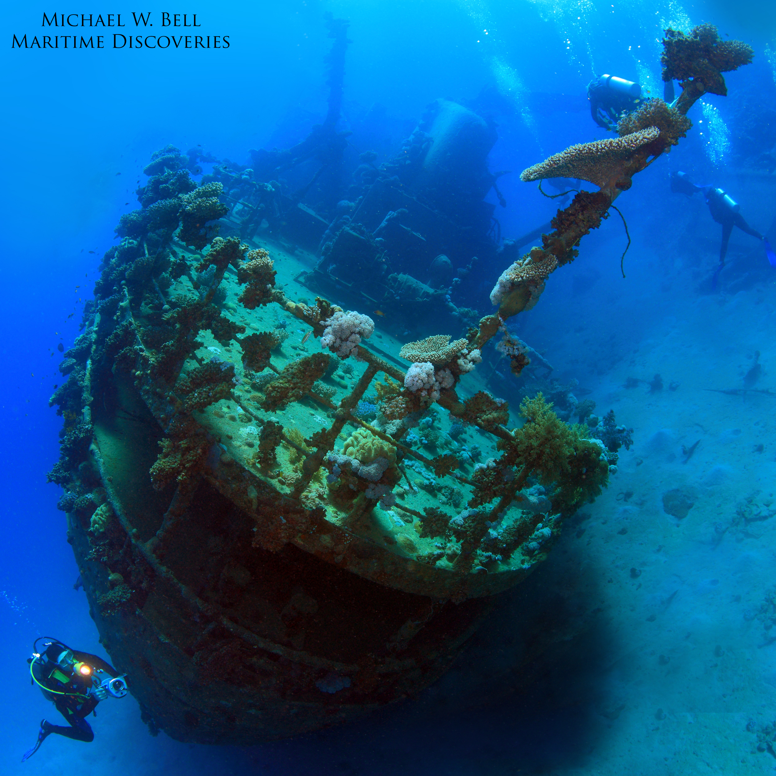 MICHAEL W. BELLMaritime Discoveries - AEP0001 - Single