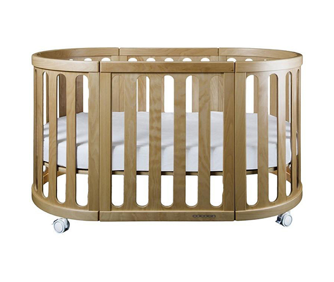 Co Nest 4 In 1 Cot Including Free