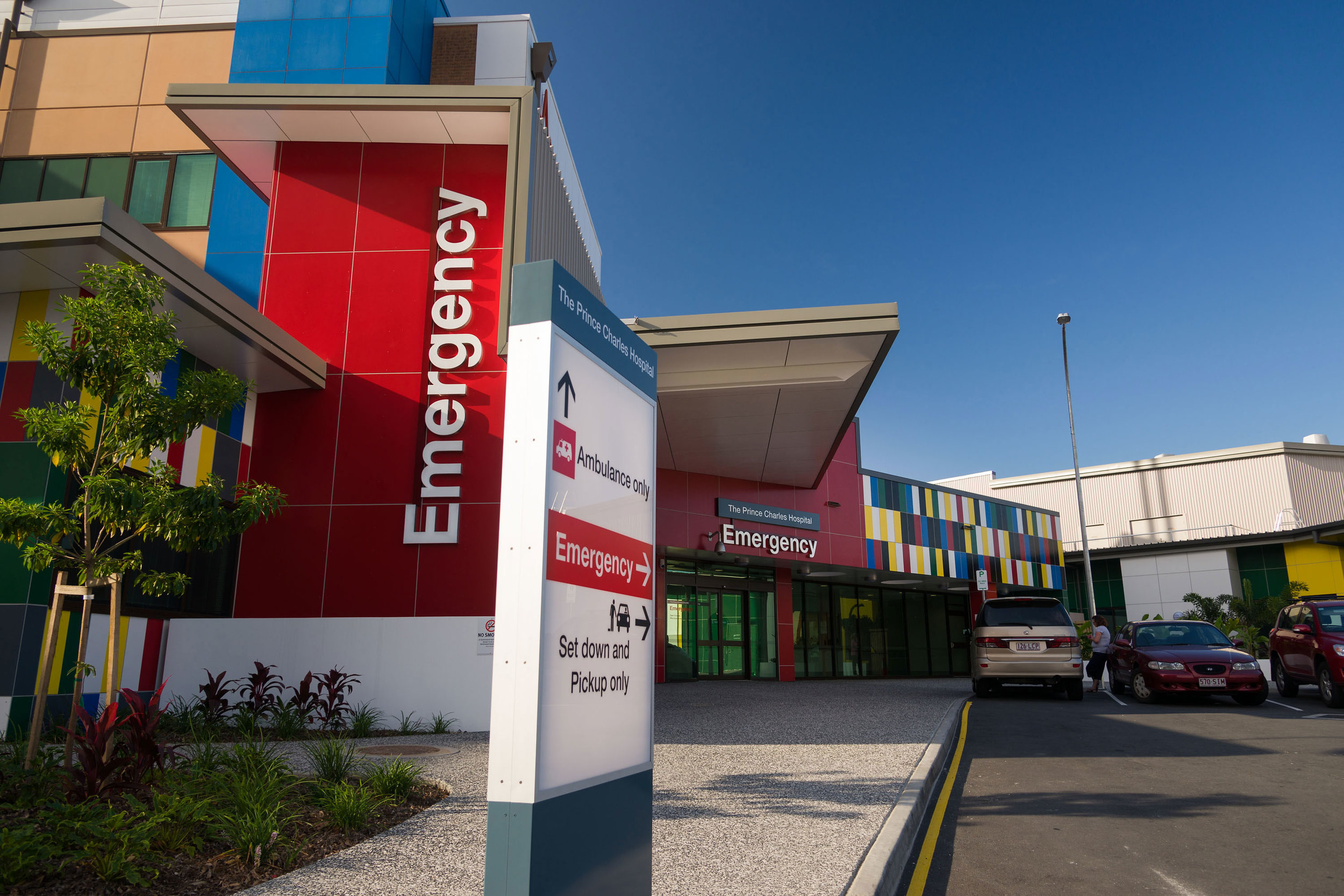 Chermside Hospital