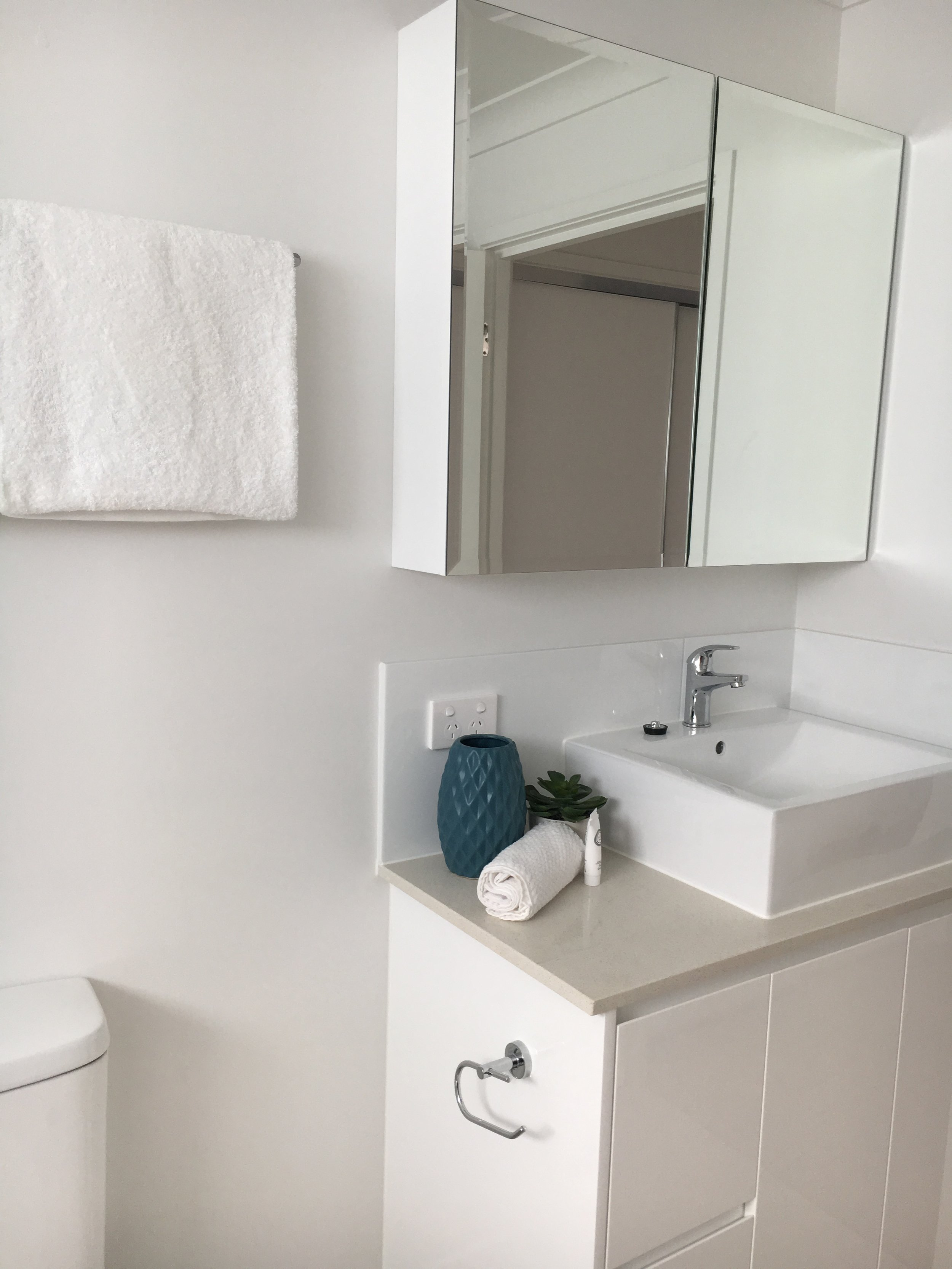 Oxford Apartments Finishings