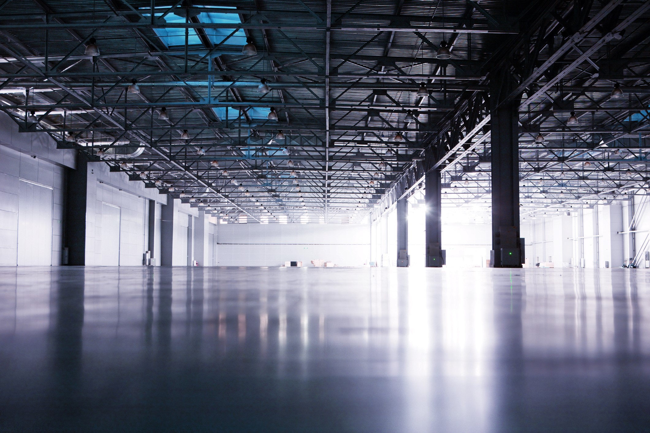Smart Cooling - 57,500 sq. ft. of smart cold rooms paving the way for a more sustainable future