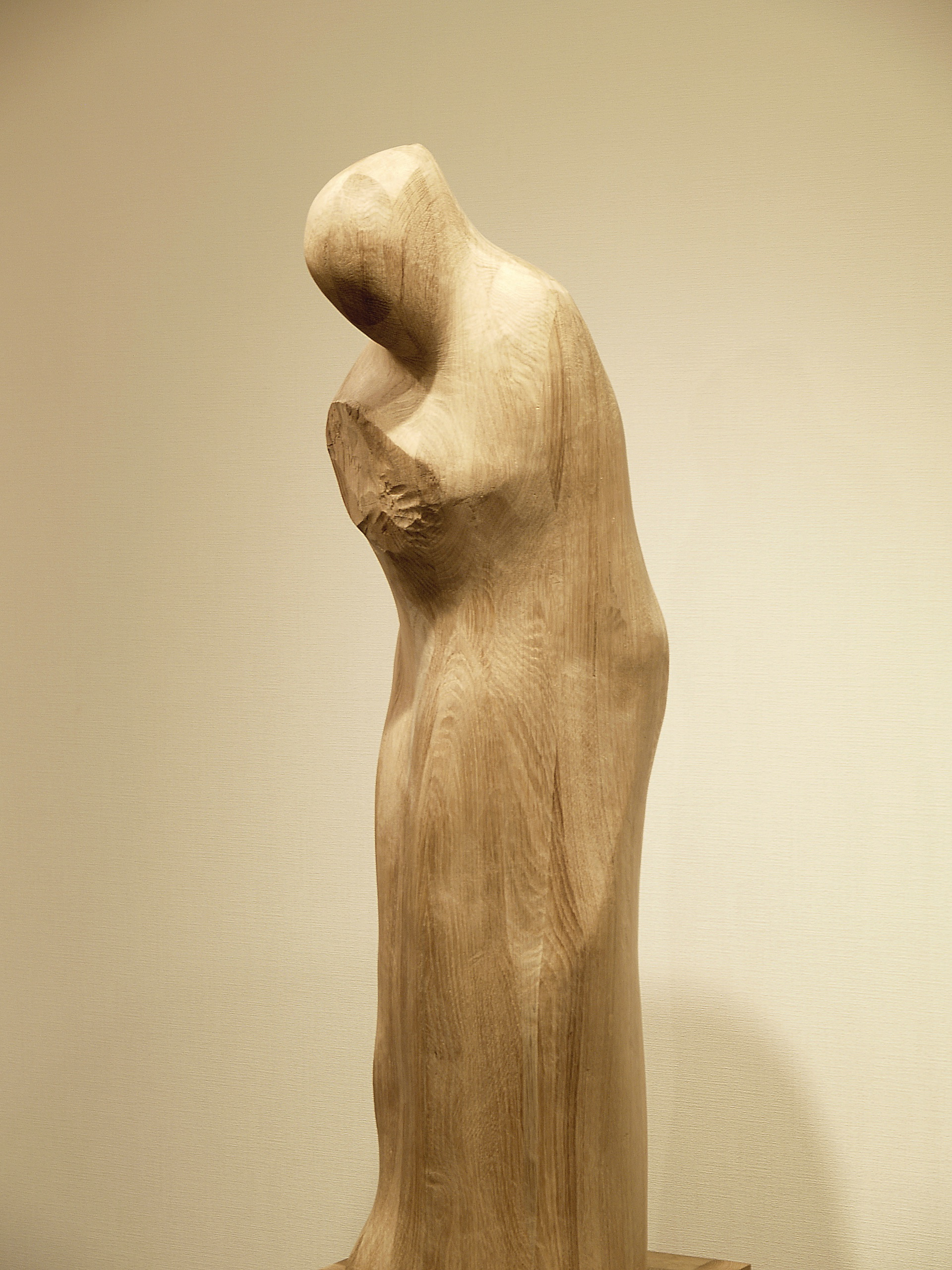 Seion II  White Oak  130 x 26 x 30 cm