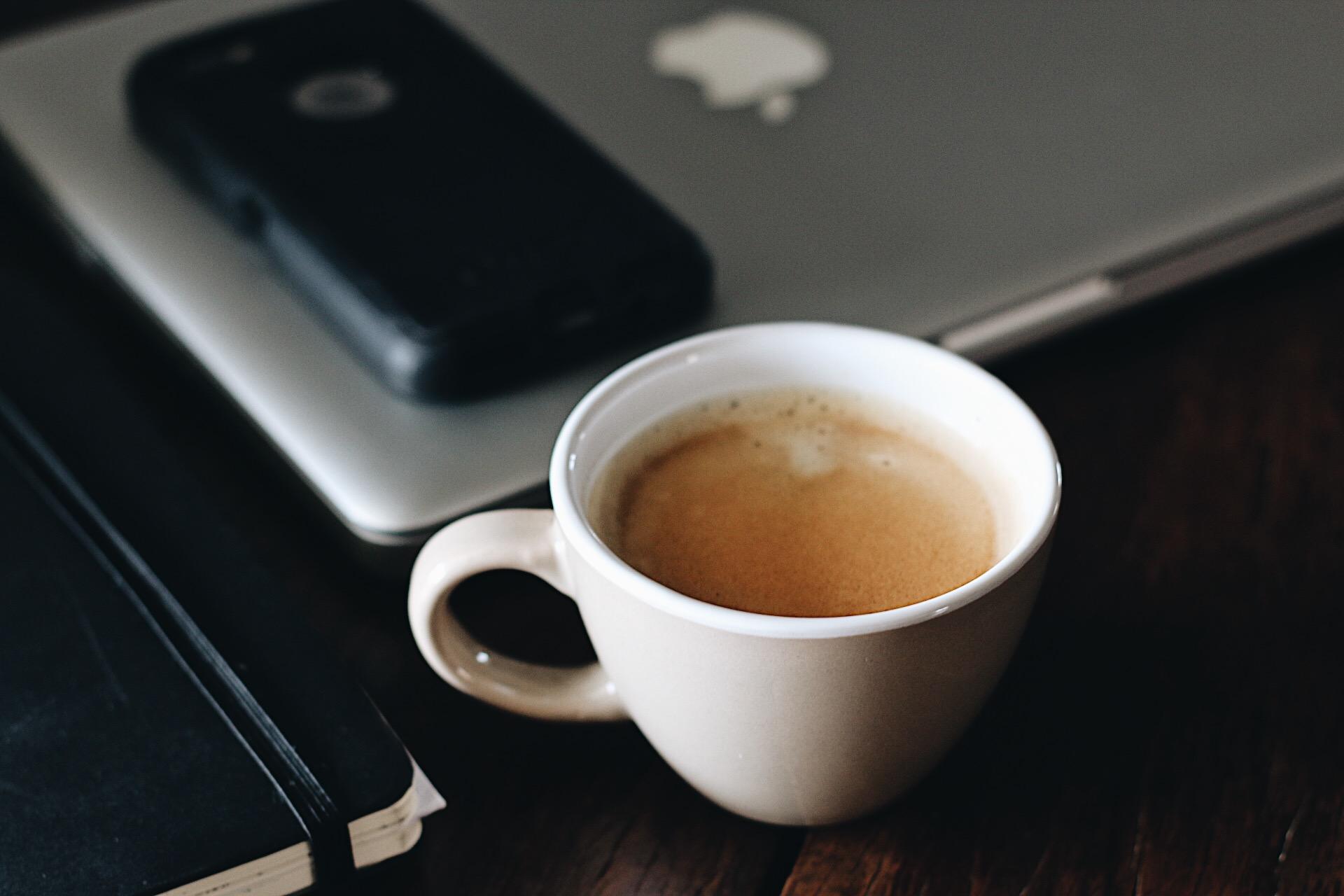 Coffee at The Generator Bundaberg with Evan of Codebots