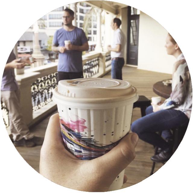 mondaycoffeeatTheGenerator