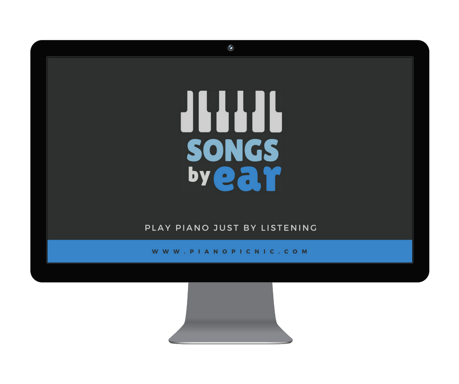 Songs By Ear - Teach yourself the songs you love on the piano, just by listening!Learn my proven 10-step method to identify the notes you hear and decipher songs easily so that you can teach yourself your favourite songs without having to pay for, or read sheet music!