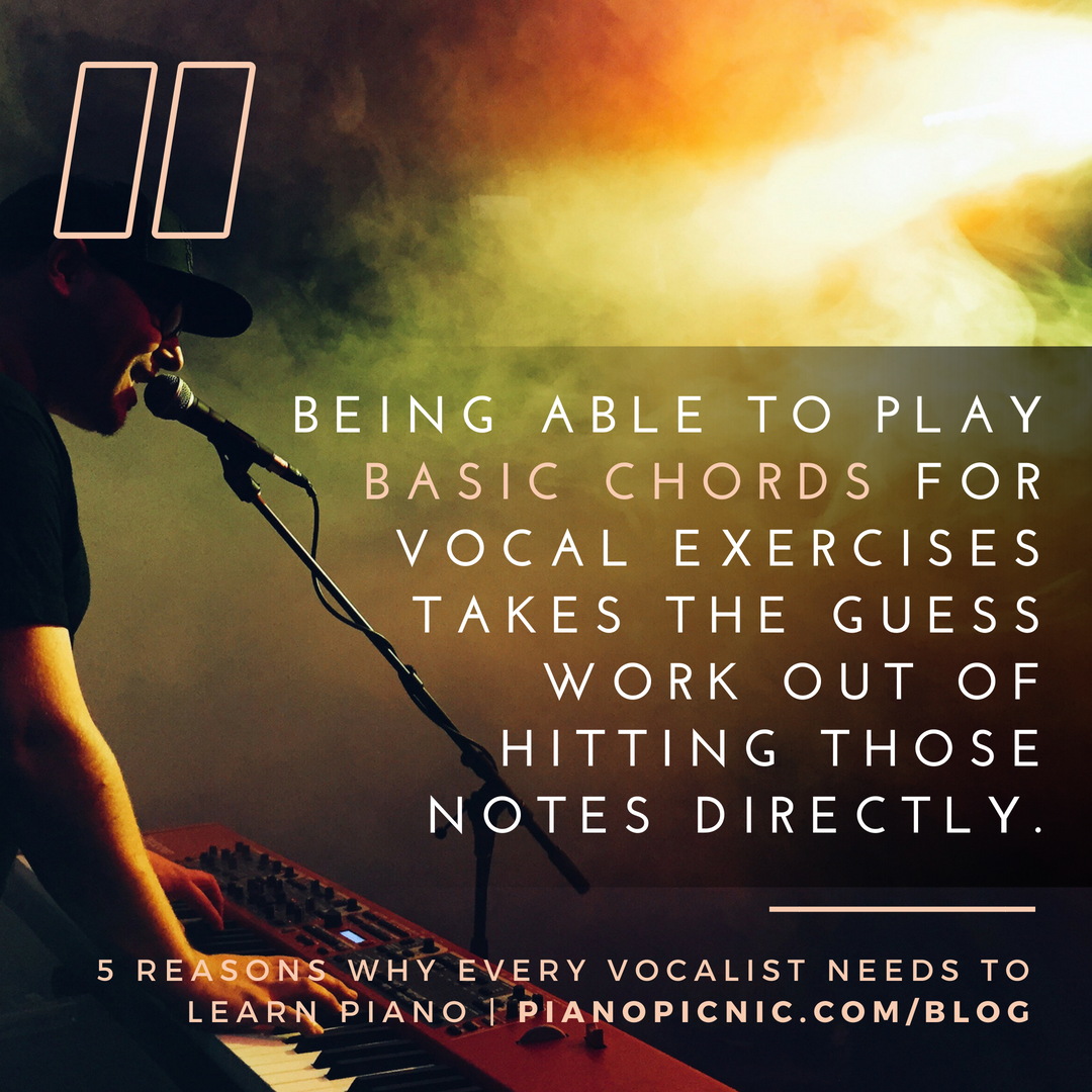 5 reasons why every vocalist NEEDS to learn piano  — Blog
