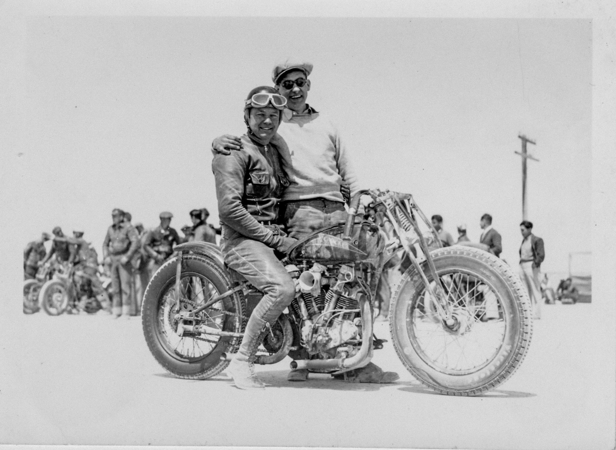 Crocker History - Albert Crocker (1882–1961) was an American inventor and the founder of Crocker Motorcycles. His innovations had a substantial influence on the motorcycle and racing business.
