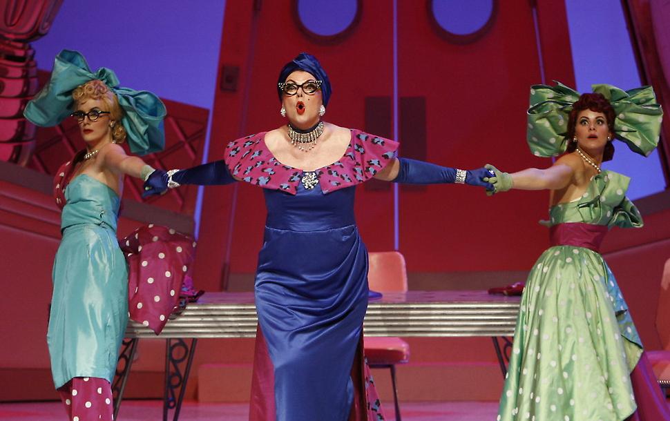 C  endrillon, New York City Opera (click for more)