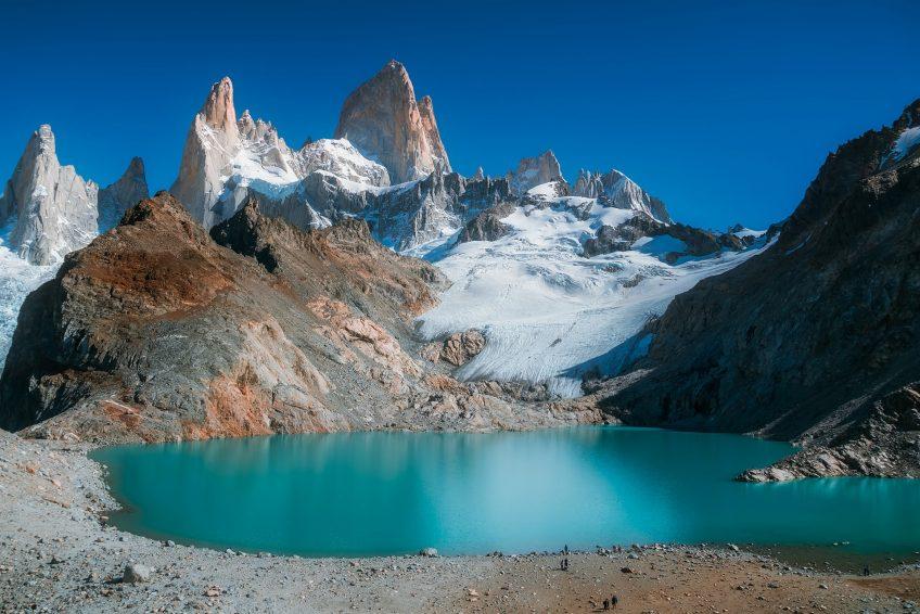 Patagonia Trail Running Refugio Tour Runcation El Chalten Fitzroy