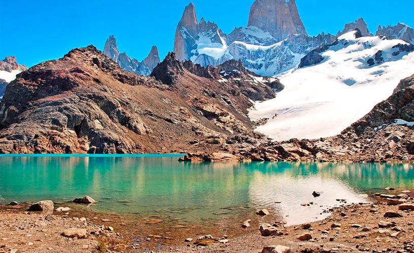 laguna de los tres trail run fitz roy patagonia runcation running trip