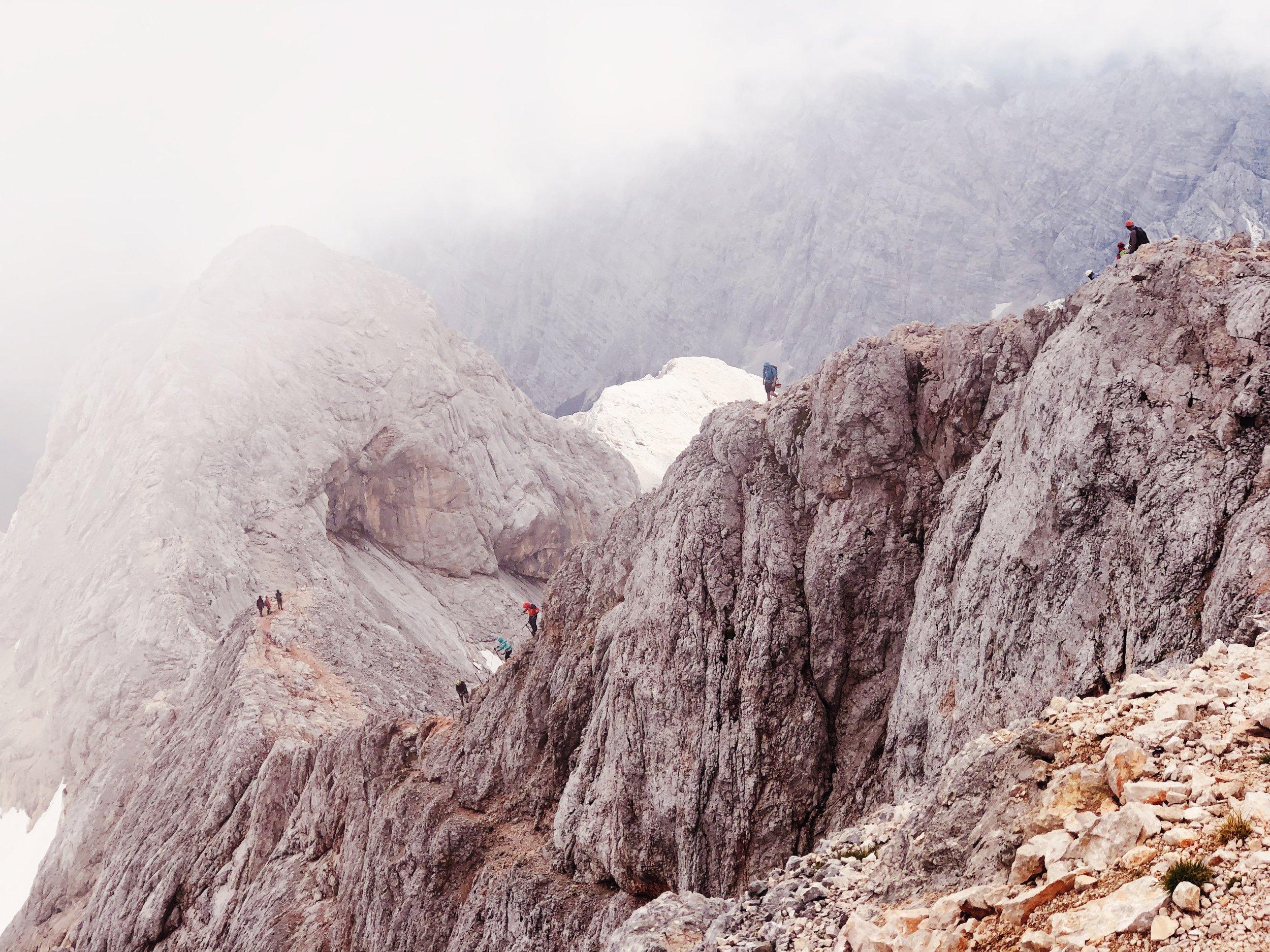 slovenia triglav trail running trip vacation runcation