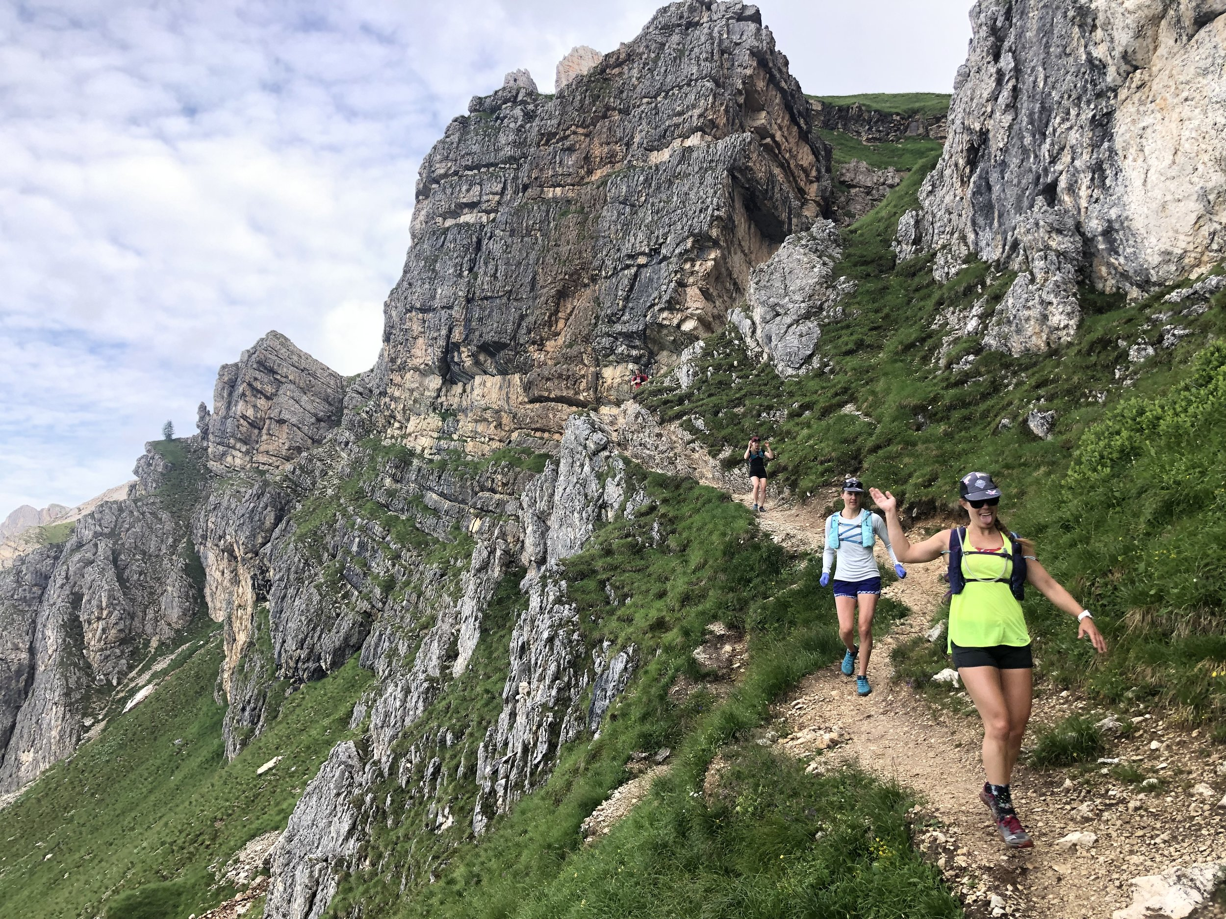 trail running dolomites runcation testimonials reviews