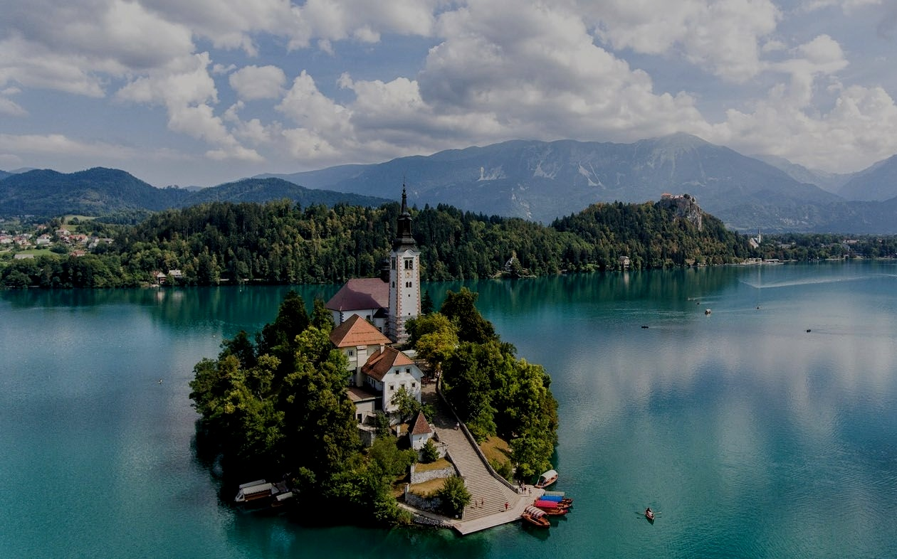 Bled Slovenia Trail Running Vacation Runcation
