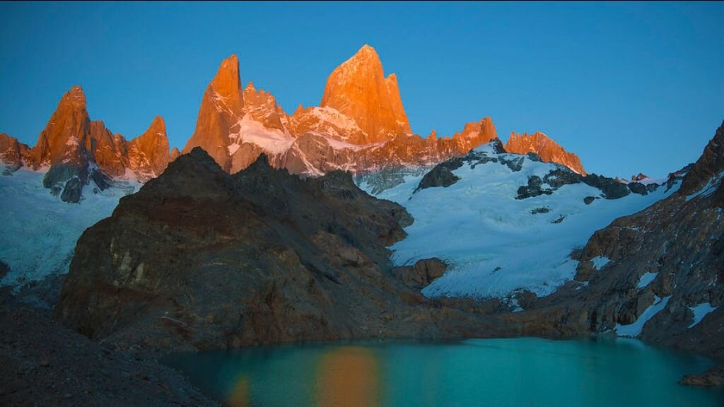 el chalten patagonia trail running trip