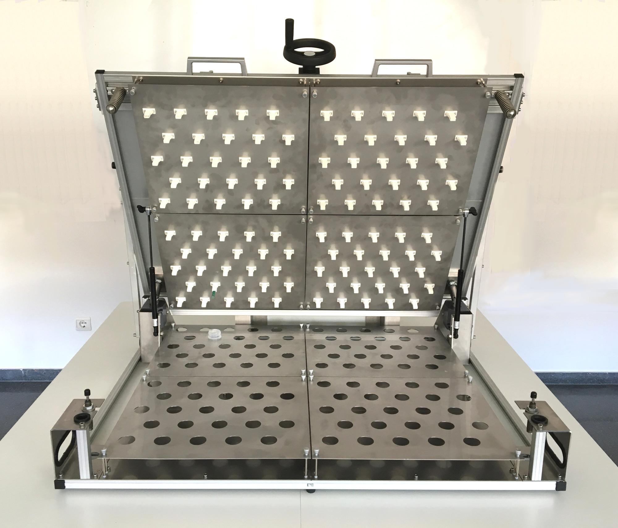 DEVICARE Test Bench - Conoce como ayudamos a optimizar el test de dispositivos de diagnóstico médico