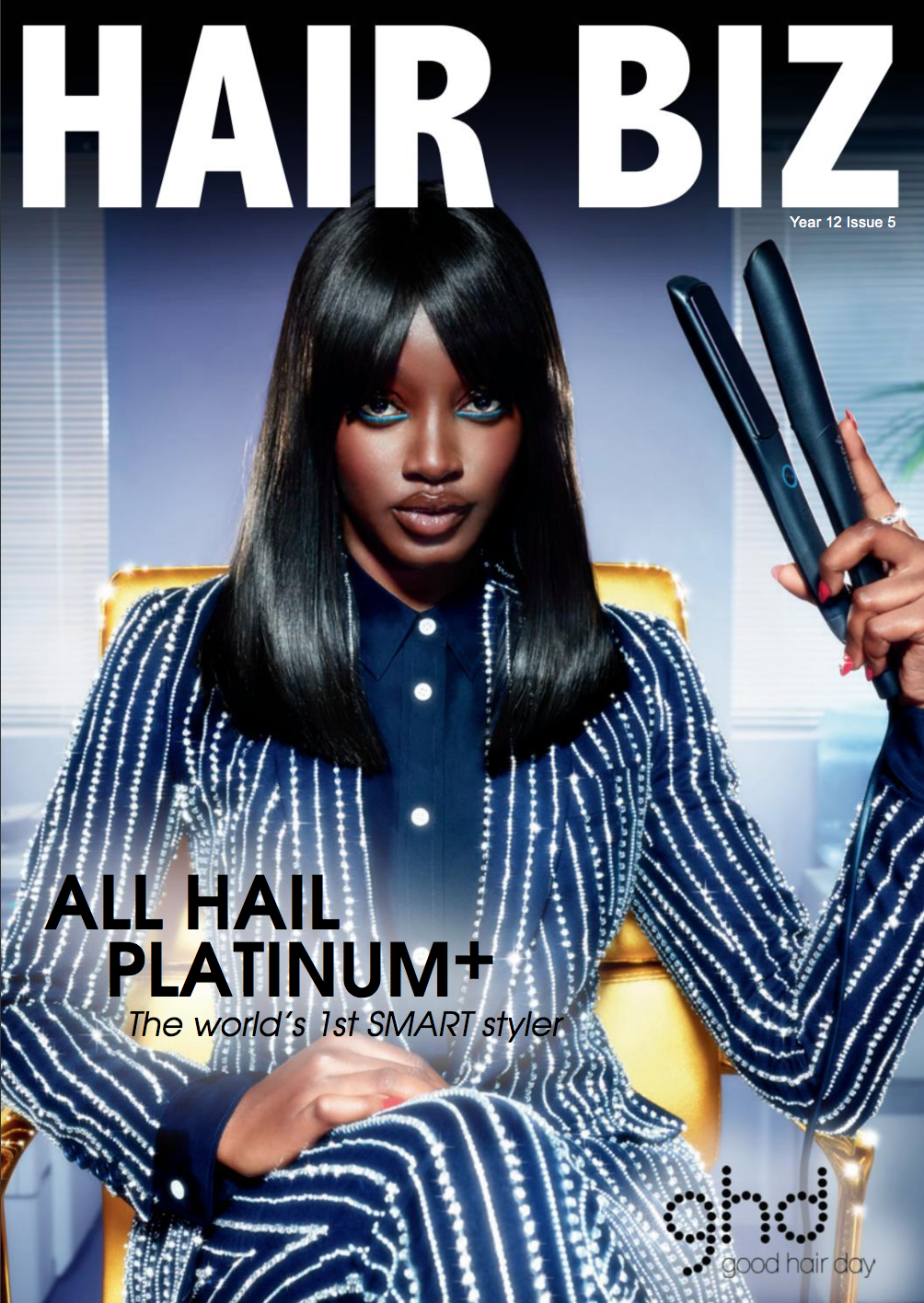 Hair Biz - Yr 12 Issue 5 - September 2018 cover.png