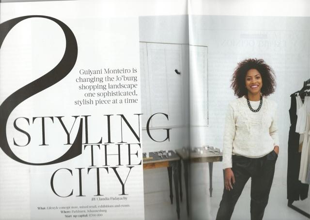 Destiny Magazine (feature) - Sept 2016