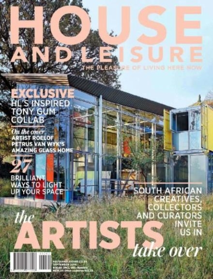 House and Leisure (cover) - Sept 2016