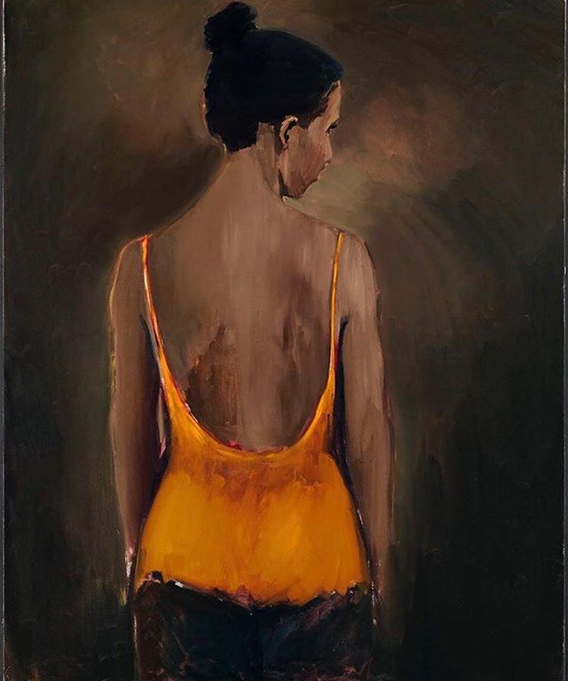 """Thank you @luxenoirmag for putting us on. . """"The poetic portraits of Ghanaian British Fine Artist, Lynette Yiadom-Boakye, winner of the 2018 Carnegie Prize. A piece from the exhibition 'Solidary & Solitary': The Joyner/Giuffrida Collection."""" @luxenoirmag"""