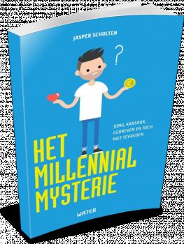 millennial boek bestseller millennial mysterie jasper scholten generatie burn-out quarterlife stress energie management zingeving purpose persoonlijke ontwikkeling.jpg