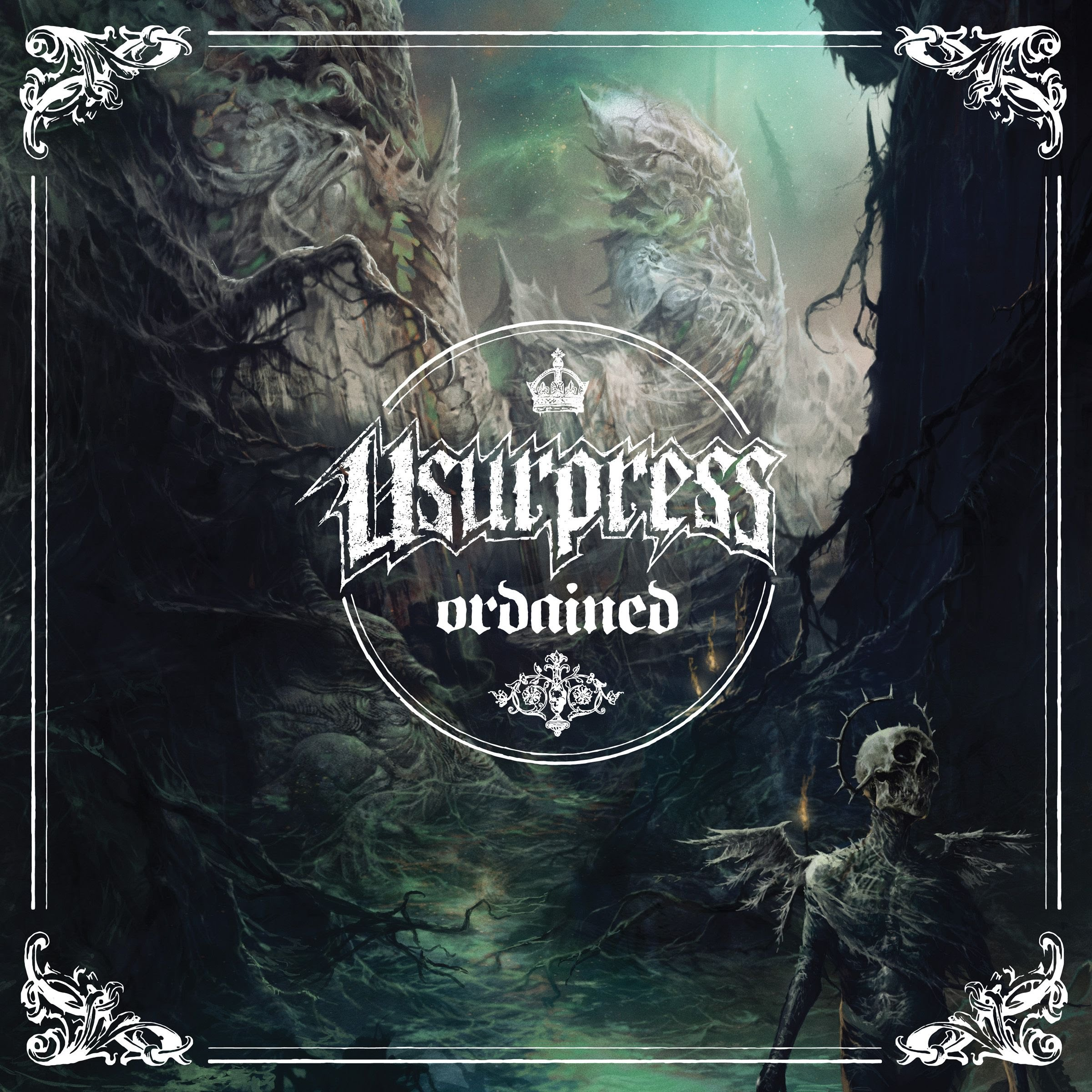 Usurpress - Ordained