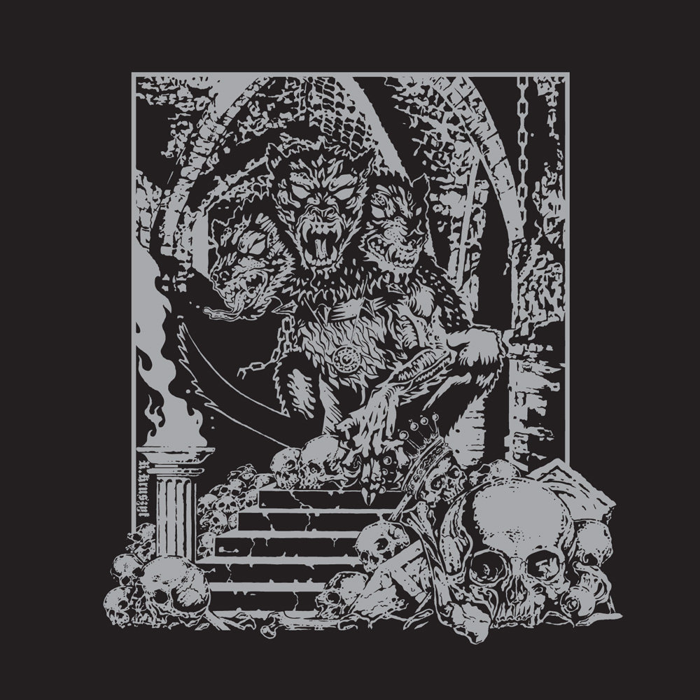 Usurpress - Trenches of the Netherworld