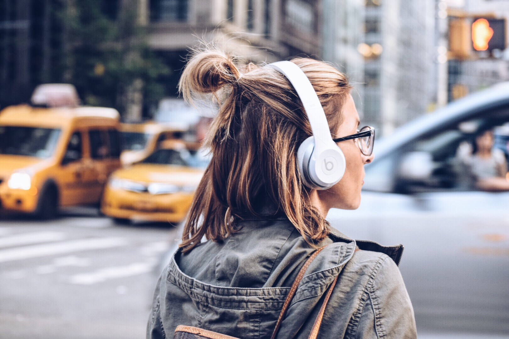Find cool podcasts - chat to friends and research topics that interest and challenge your point of view.