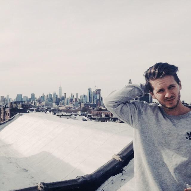 POSTCARD NOTES /Joshua Hilton Foster - Associate Creative Director   Capetonian living in New York