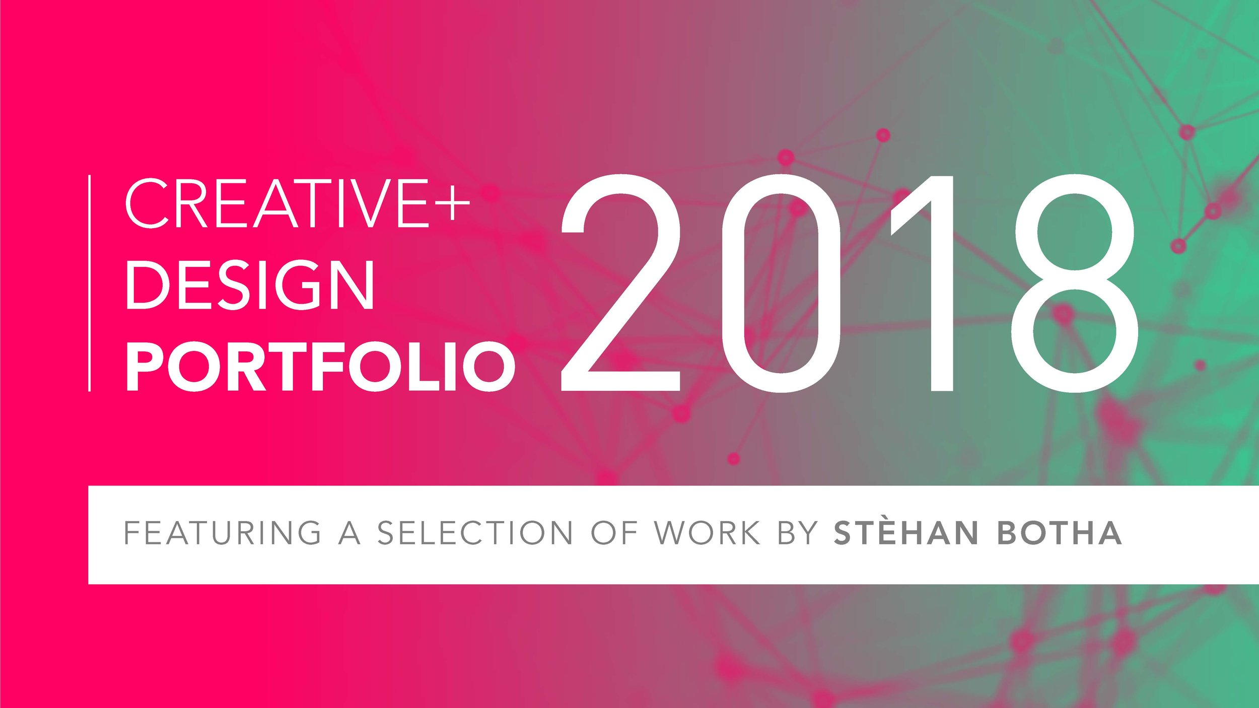 DESIGN PORTFOLIO of SteHan Botha 2018_Page_01.jpg