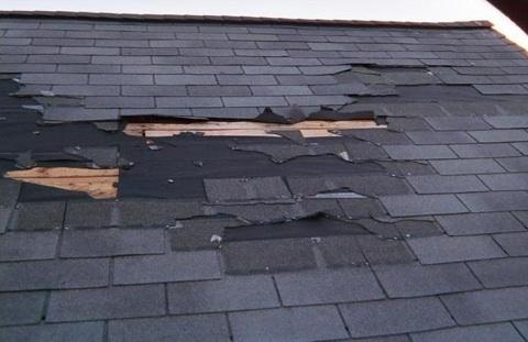 Beverly, ma wind storm damage insurance claim.
