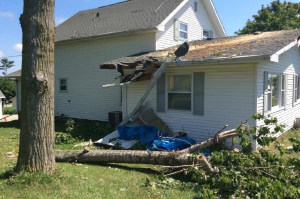 Princeton MA wind damage claims