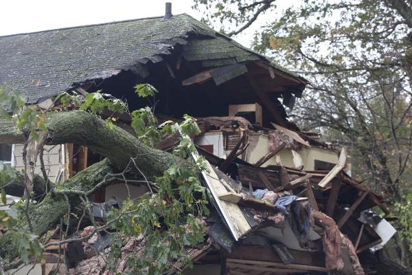RockportMA major structural damage claim