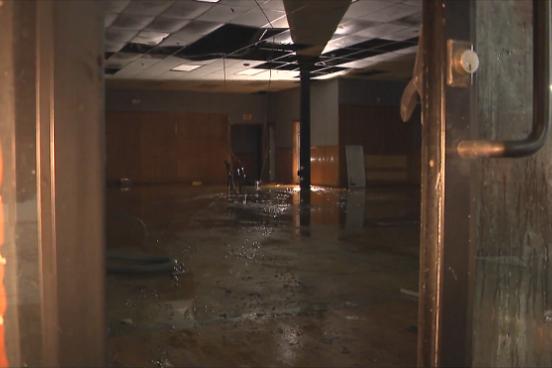 Recent Narragansett RI pipe burst damage claim